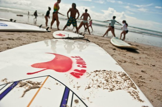 Al Chile Surf Shop and School