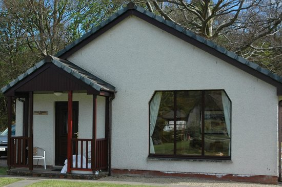 Auchrannie Resort:                   Lodge