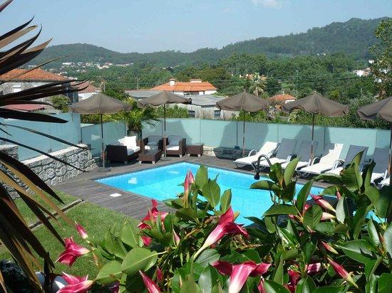 Casa D' Joao Enes Afife Residence: Casa D' Joao Pool