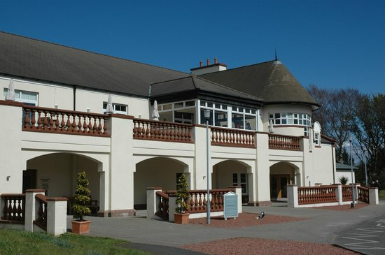 Auchrannie Resort:                   Spa Resort