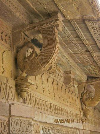 Gwalior: Inside maan singh palace