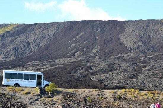 Discover Hawaii Tours: Tour Bus