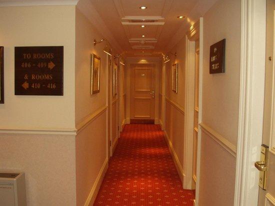 Chamberlain Hotel:                   Couloir
