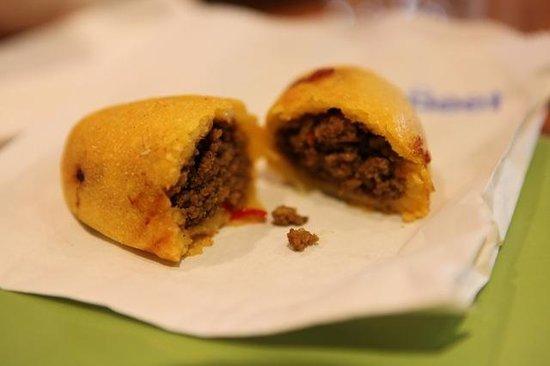 Rum and Blackbird:                   Empanadas at Empanada Mama