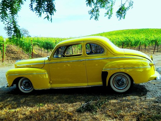 Shadow Ranch Vineyard and Winery:                   The Coupe at Shadow Ranch