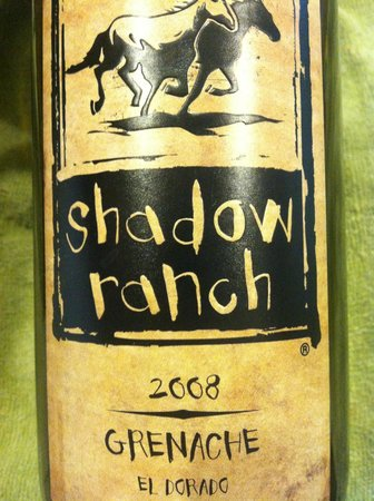 Shadow Ranch Vineyard and Winery:                   A very nice way to spend an evening