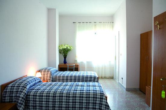 Istituto San Camillo: Twin Room