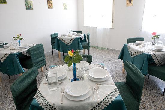 Istituto San Camillo: Breakfast Room