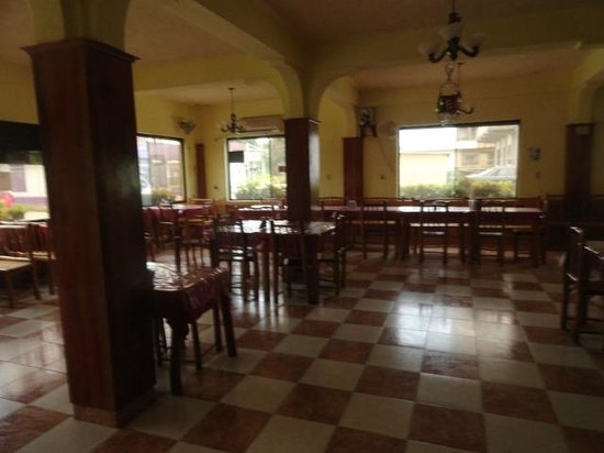 Grace's Resturant:                   Main dining area