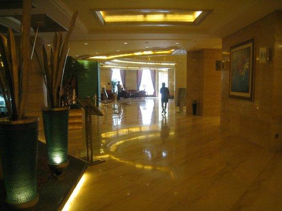 Radisson Blu Hotel Shanghai New World: Lobby