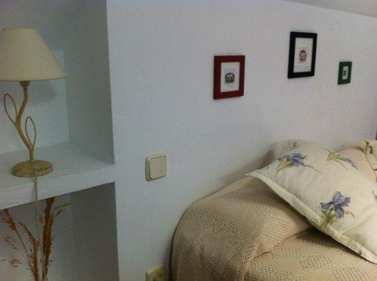 Hosteria de Almagro Valdeolivo: Detalle HB 7 Valdeolivo