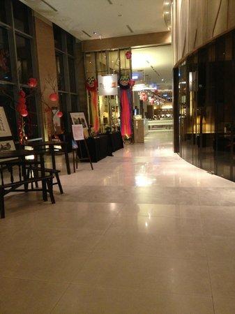 Hotel Novotel Taipei Taoyuan International Airport:                   restaurant area