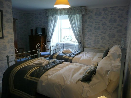 Mansewood Country House: Twin room