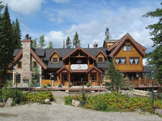 Winston Lodge Spa: Winston Lodge, Spa, Saloon & Restaurant