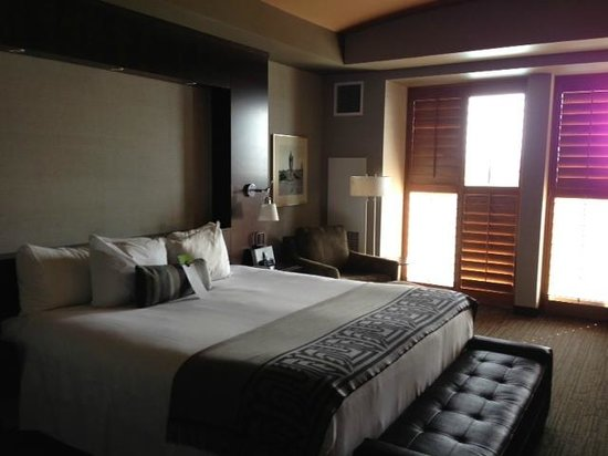 Talking Stick Resort: My room