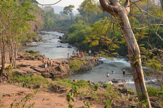 River at Tadlo Lodge