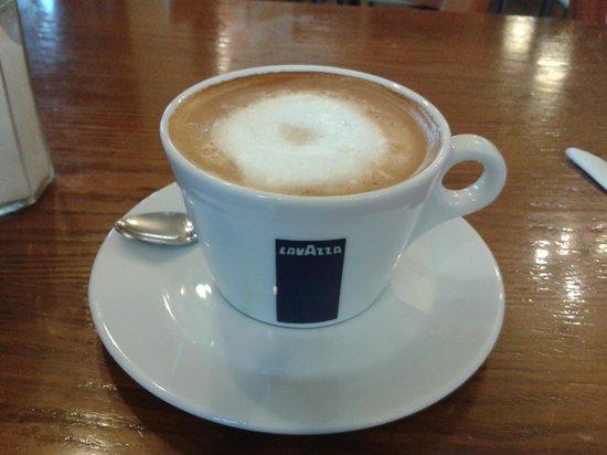 Cafe Maya :                   Coffee