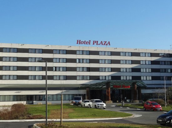 Plaza Site du Futuroscope Hotel: hôtel
