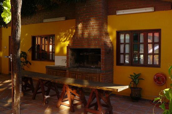 Puerto Canoas:                   restaurant