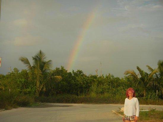 Koox Matan Ka'an Hotel: arcoiris