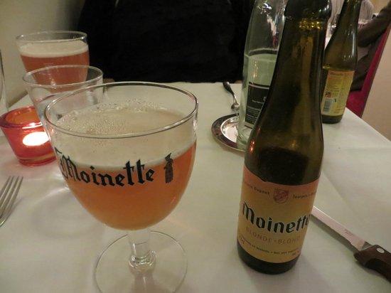 Graindorge :                   Beer