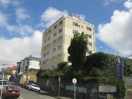 Capital View Motor Inn