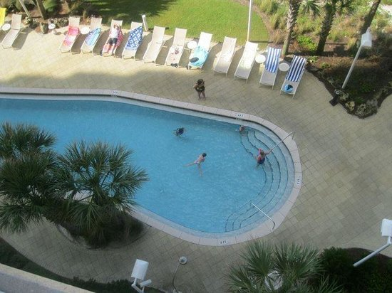 Calypso Resort & Towers:                                     One of the swimming pools