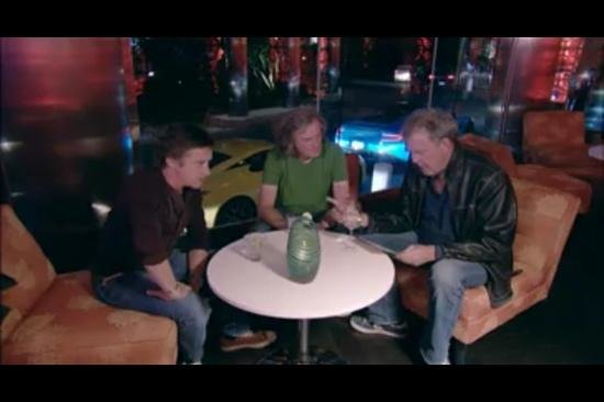 The Riviera Palm Springs, A Tribute Portfolio Resort: Top Gear UK having a chat in The Riveria!!