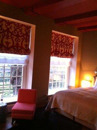 Prinsenhof Hotel:                   kamer