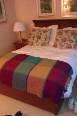 The Parkway Hotel & Spa:                                     new beds and linen. very comfy. did not want to get up.