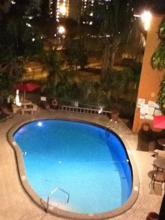 Ft. Lauderdale Beach Resort Hotel & Suites :                                     love this pool!