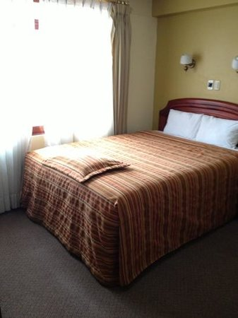 Hotel Mabey Cusco: una de las habitaciones