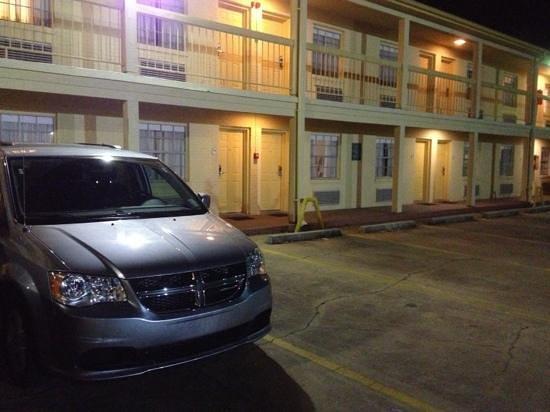 La Quinta Inn Lafayette North:                                     chambres de La Quinta