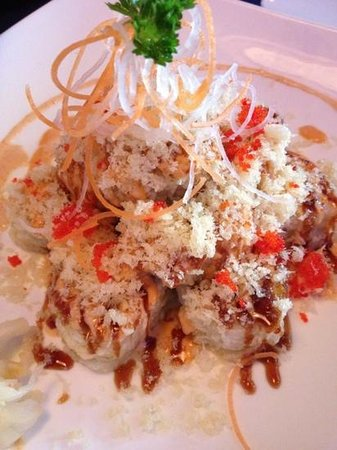 Oishii:                   yum