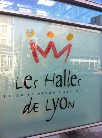 Ibis Lyon Part Dieu Les Halles : market