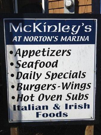 McKinley's Pub