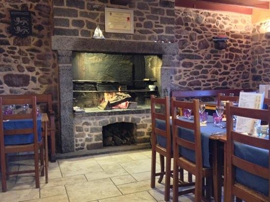 Hotel Restaurant Omonville La Petite