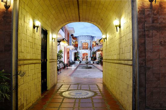 Hosteria Rincon de Puembo: HOTEL