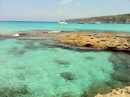 Playa Es Arenals:                   che c'è da dire...?!?