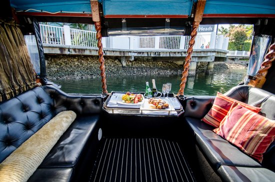 Gondolas of Noosa: Cruise in luxury.