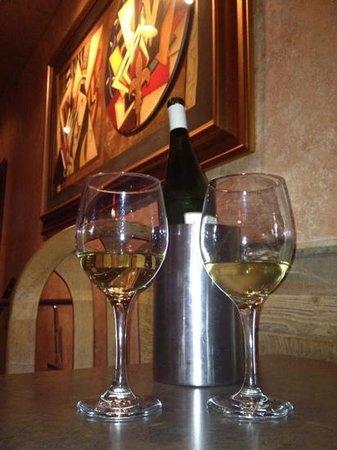 Draganetti's Ristorante:                   Romantic evening