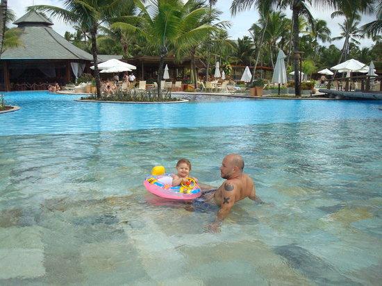 Nannai Resort & Spa:                   Piscininha show!