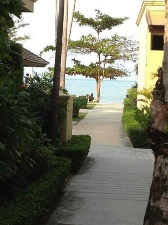 The Passage Samui Villas & Resort:                   пассаж
