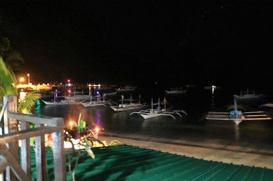Casa Buenavista:                   El Nido at Night