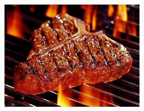 Sirloin Stockade : Delicious steaks