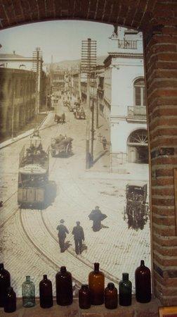 Foto Café:                   Antiguas fotos de Valparaíso
