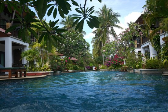 Railay Village Resort: stunning pool
