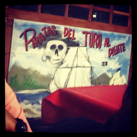 Piratas de Toro Al Diente:                   the worst restaurant!