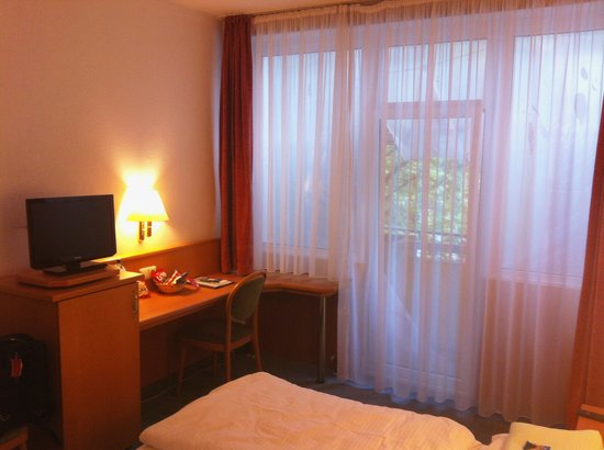 Hotel Stadt Pasing: room view