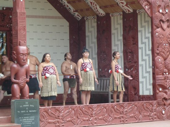 Waitangi Treaty Grounds:                   Welcome